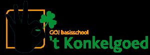 GO! BS 't Konkelgoed Lebbeke Logo